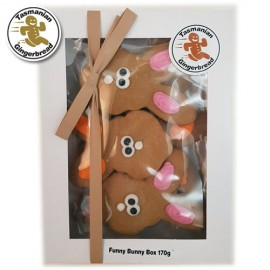 Funny Bunny Faces - Gift Box