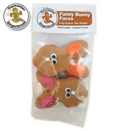 Funny Bunny Faces - Bagged (GF)