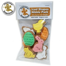 Easter Nibble Pack - Iced Mixed Shapes