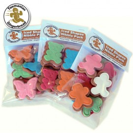 Nibble Pack - Iced Mixed Shapes (GF)