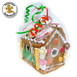 Gingerbread House (small) - Complete