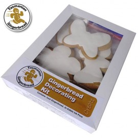 DIY Gingerbread Shapes - Gift Box Kit
