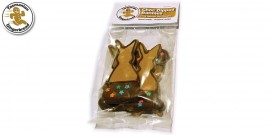 Choc Dipped Bunnies - Bagged