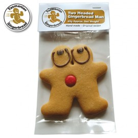 Gingerbread Man - Single Two Headed