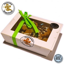 Chunky Ginger Gingerbread (GF) - Boxed