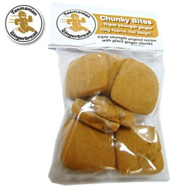 Chunky Ginger Gingerbread
