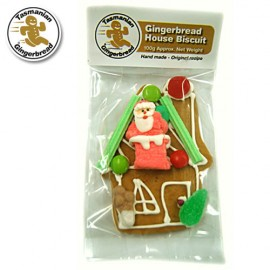 Christmas House Biscuit