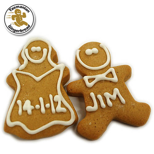 Gingerbread Wedding